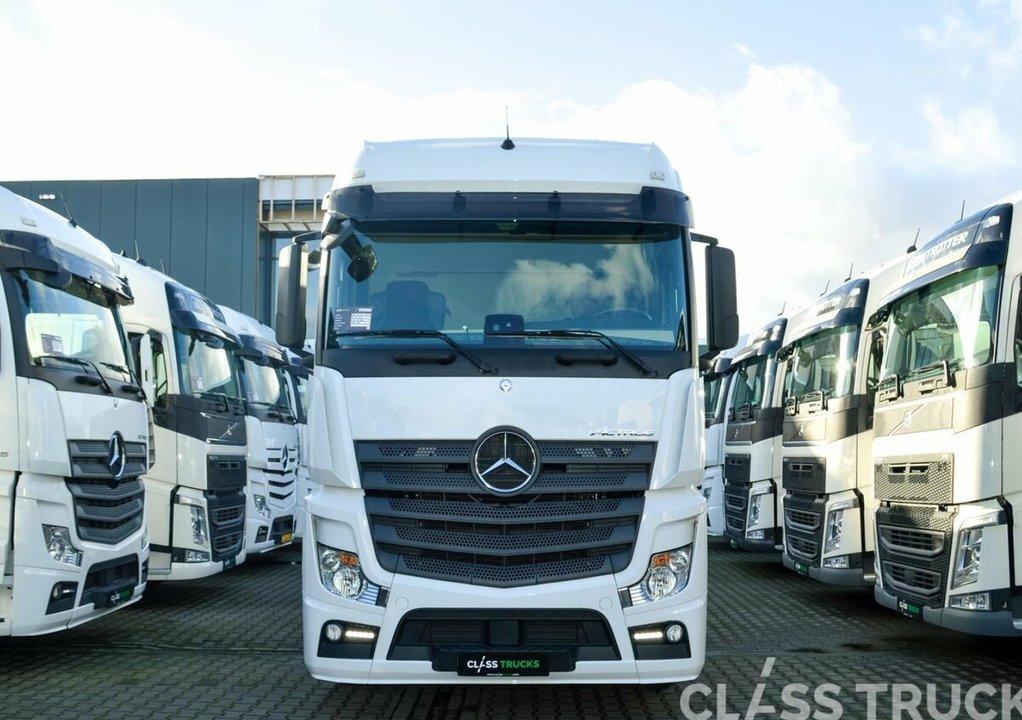 Mercedes-Benz Actros, 2016 год, 5 670 000 рублей, 7 фотография